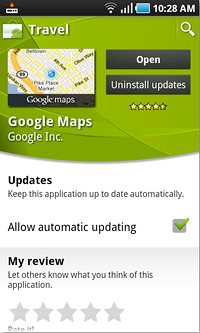 Android Market Revamped